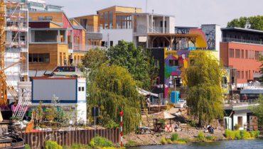 Ein Fleckchen Utopie mitten in der Stadt