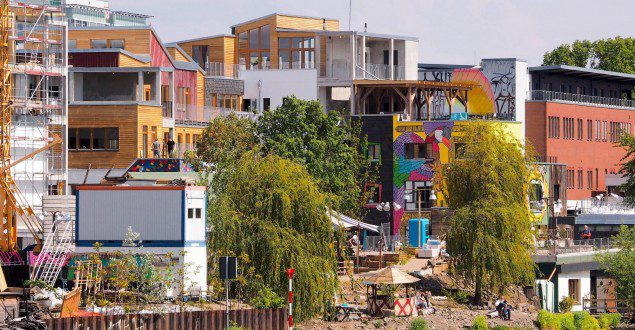 Kreativdorf Holzmarkt